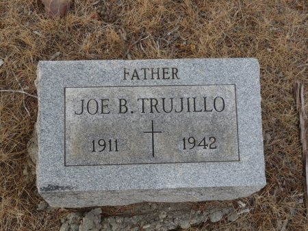 TRUJILLO, JOE B - Colfax County, New Mexico | JOE B TRUJILLO - New Mexico Gravestone Photos