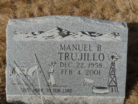 TRUJILLO, MANUEL B - Colfax County, New Mexico | MANUEL B TRUJILLO - New Mexico Gravestone Photos