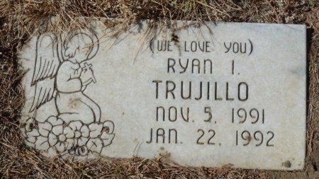 TRUJILLO, RYAN I - Colfax County, New Mexico | RYAN I TRUJILLO - New Mexico Gravestone Photos