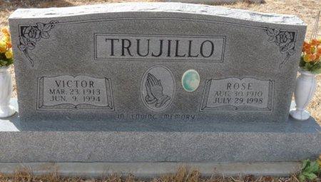 TRUJILLO, ROSE - Colfax County, New Mexico | ROSE TRUJILLO - New Mexico Gravestone Photos