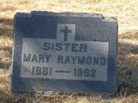 UNKNOWN, SISTER MARY RAYMOND - Colfax County, New Mexico | SISTER MARY RAYMOND UNKNOWN - New Mexico Gravestone Photos