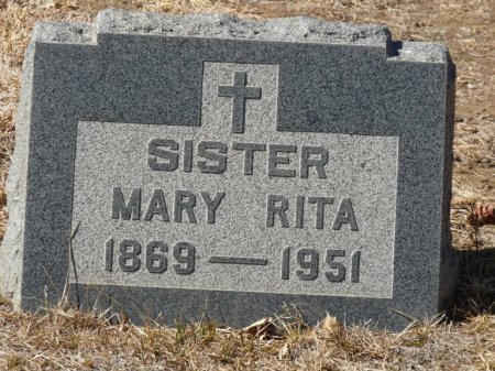 UNKNOWN, SISTER MARY RITA - Colfax County, New Mexico | SISTER MARY RITA UNKNOWN - New Mexico Gravestone Photos