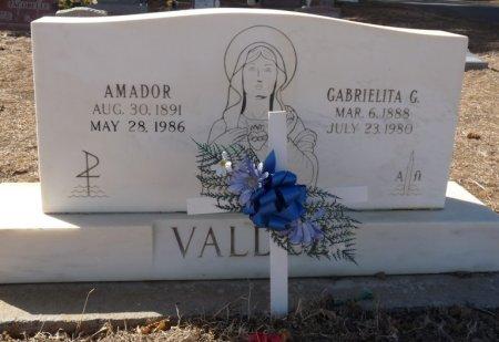 VALDEZ, AMADOR - Colfax County, New Mexico | AMADOR VALDEZ - New Mexico Gravestone Photos