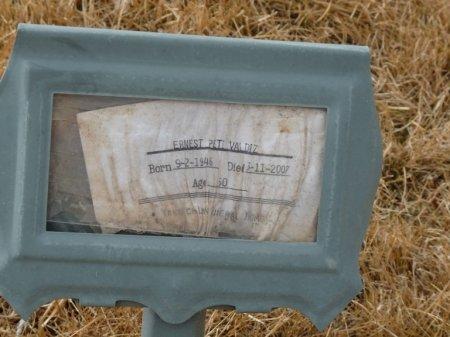 VALDEZ, ERNEST PETE - Colfax County, New Mexico   ERNEST PETE VALDEZ - New Mexico Gravestone Photos
