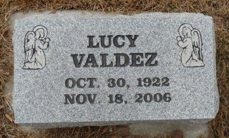 VALDEZ, LUCY - Colfax County, New Mexico | LUCY VALDEZ - New Mexico Gravestone Photos