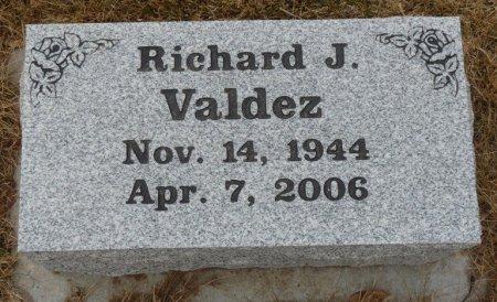 VALDEZ, RICHARD J - Colfax County, New Mexico   RICHARD J VALDEZ - New Mexico Gravestone Photos