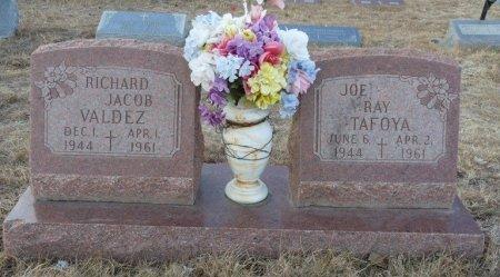 VALDEZ, RICHARD JACOB - Colfax County, New Mexico | RICHARD JACOB VALDEZ - New Mexico Gravestone Photos