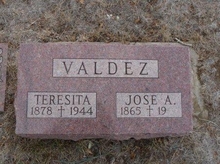 VALDEZ, JOSE A - Colfax County, New Mexico   JOSE A VALDEZ - New Mexico Gravestone Photos