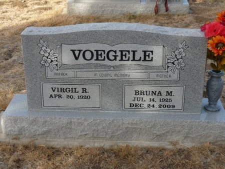 VOEGELE, BRUNA M - Colfax County, New Mexico   BRUNA M VOEGELE - New Mexico Gravestone Photos