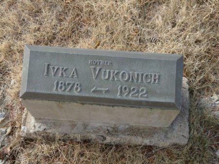 VUKONICH, IVKA - Colfax County, New Mexico | IVKA VUKONICH - New Mexico Gravestone Photos
