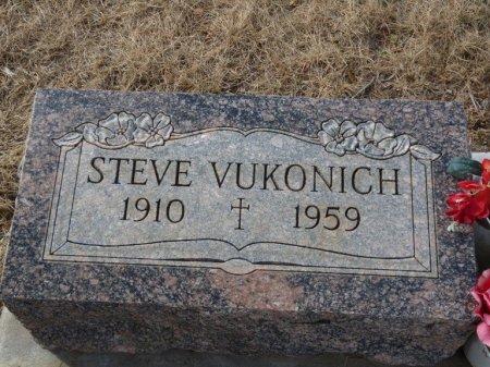 VUKONICH, STEVE - Colfax County, New Mexico   STEVE VUKONICH - New Mexico Gravestone Photos