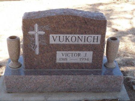 VUKONICH, VICTOR J - Colfax County, New Mexico | VICTOR J VUKONICH - New Mexico Gravestone Photos
