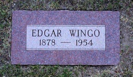 WINGO, EDGAR - Colfax County, New Mexico | EDGAR WINGO - New Mexico Gravestone Photos