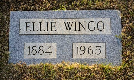 WINGO, ELLIE - Colfax County, New Mexico | ELLIE WINGO - New Mexico Gravestone Photos