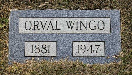 WINGO, ORVAL - Colfax County, New Mexico   ORVAL WINGO - New Mexico Gravestone Photos