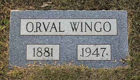 WINGO, ORVAL - Colfax County, New Mexico | ORVAL WINGO - New Mexico Gravestone Photos