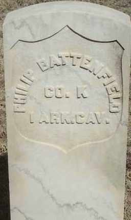 BATTENFIELD, PHILIP - Curry County, New Mexico | PHILIP BATTENFIELD - New Mexico Gravestone Photos