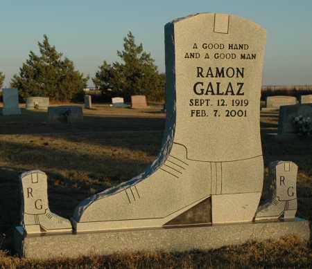 GALAZ, RAMON - Curry County, New Mexico | RAMON GALAZ - New Mexico Gravestone Photos