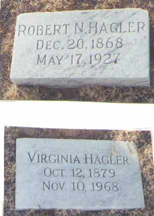 HAGLER, VIRGINIA - Curry County, New Mexico | VIRGINIA HAGLER - New Mexico Gravestone Photos