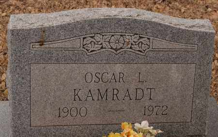 KAMRADT, OSCAR L - Curry County, New Mexico | OSCAR L KAMRADT - New Mexico Gravestone Photos