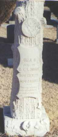 MOORE, ELLA B. - Curry County, New Mexico | ELLA B. MOORE - New Mexico Gravestone Photos