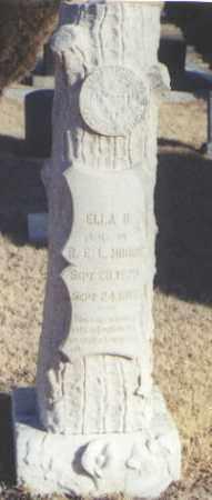 MOORE, ELLA B. - Curry County, New Mexico | ELLA B. MOORE - New Mexico Gravestone Photos