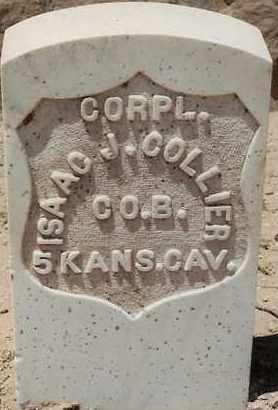COLLIER, ISAAC J. - DeBaca County, New Mexico | ISAAC J. COLLIER - New Mexico Gravestone Photos