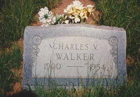 WALKER, CHARLES - DeBaca County, New Mexico | CHARLES WALKER - New Mexico Gravestone Photos