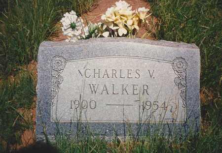 WALKER, CHARLES - DeBaca County, New Mexico | CHARLES WALKER - New Mexico Gravestone Photos