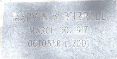 BURRELL, MARVIN (BUCKY) - Dona Ana County, New Mexico | MARVIN (BUCKY) BURRELL - New Mexico Gravestone Photos
