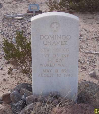CHAVEZ, DOMINGO - Dona Ana County, New Mexico | DOMINGO CHAVEZ - New Mexico Gravestone Photos