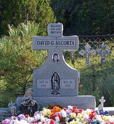 ALCORTA, DAVID G - Grant County, New Mexico | DAVID G ALCORTA - New Mexico Gravestone Photos