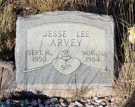 ARVEY, JESSE LEE - Grant County, New Mexico   JESSE LEE ARVEY - New Mexico Gravestone Photos