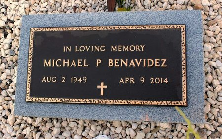 BENAVIDEZ, MICHAEL P. - Grant County, New Mexico   MICHAEL P. BENAVIDEZ - New Mexico Gravestone Photos