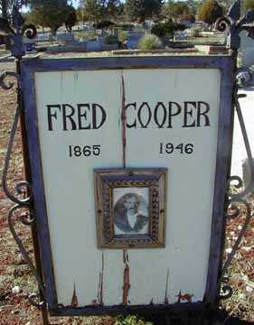 COOPER, FRED - Grant County, New Mexico | FRED COOPER - New Mexico Gravestone Photos