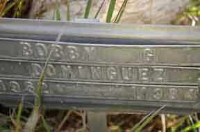 DOMINGUEZ, BOBBY G - Grant County, New Mexico | BOBBY G DOMINGUEZ - New Mexico Gravestone Photos