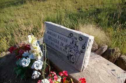 GRIJALVA, JR, MARIANO RASCON - Grant County, New Mexico | MARIANO RASCON GRIJALVA, JR - New Mexico Gravestone Photos