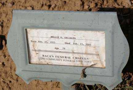 GRIJALVA, NELLIE - Grant County, New Mexico | NELLIE GRIJALVA - New Mexico Gravestone Photos