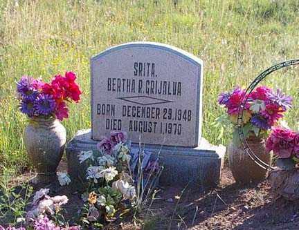 GRIVALVA, BERTHA R - Grant County, New Mexico | BERTHA R GRIVALVA - New Mexico Gravestone Photos