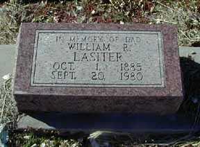 LASITER, WILLIAM R - Grant County, New Mexico | WILLIAM R LASITER - New Mexico Gravestone Photos