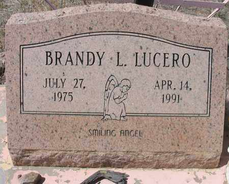 LUCER, BRANDY L. - Grant County, New Mexico | BRANDY L. LUCER - New Mexico Gravestone Photos