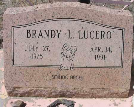 LUCER, BRANDY L. - Grant County, New Mexico | BRANDY L. LUCER - New Mexico Gravestone Photos
