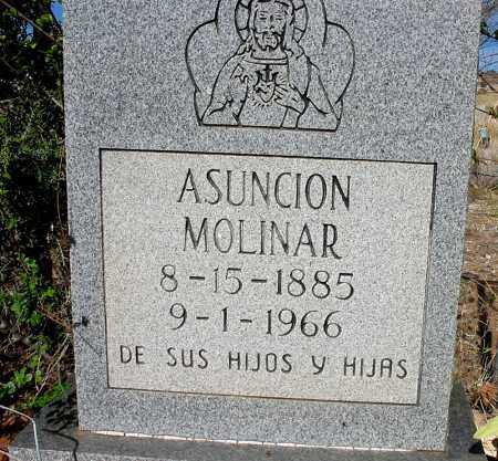 MOLINAR, ASCENSION - Grant County, New Mexico | ASCENSION MOLINAR - New Mexico Gravestone Photos