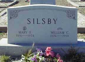 C SILSBY, WILLIAM - Grant County, New Mexico | WILLIAM C SILSBY - New Mexico Gravestone Photos