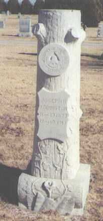ADDINGTON, JOSEPH H. - Lea County, New Mexico | JOSEPH H. ADDINGTON - New Mexico Gravestone Photos