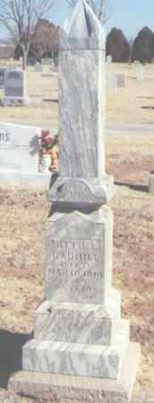 CAUDILL, MITTIE L. - Lea County, New Mexico | MITTIE L. CAUDILL - New Mexico Gravestone Photos
