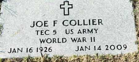 COLLIER, JOE - Lea County, New Mexico | JOE COLLIER - New Mexico Gravestone Photos