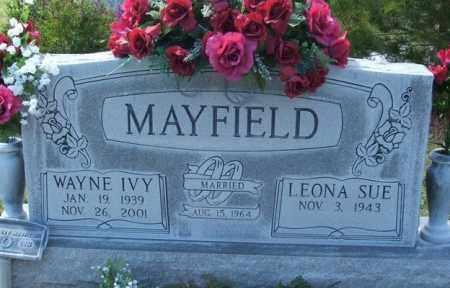 MAYFIELD, WAYNE IVY - Lea County, New Mexico | WAYNE IVY MAYFIELD - New Mexico Gravestone Photos