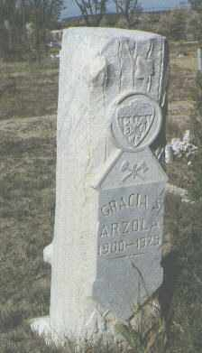 ARZOLA, GRACIA S. - McKinley County, New Mexico | GRACIA S. ARZOLA - New Mexico Gravestone Photos