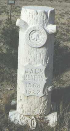 MEYERS, JACK - McKinley County, New Mexico | JACK MEYERS - New Mexico Gravestone Photos